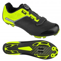 Sapatos FORCE MTB CARBON DEVIL PRO
